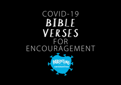 Covid-19 Bible Verses for Encouragement