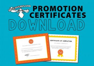 PROMOTION CERTIFICATES DOWNLOAD